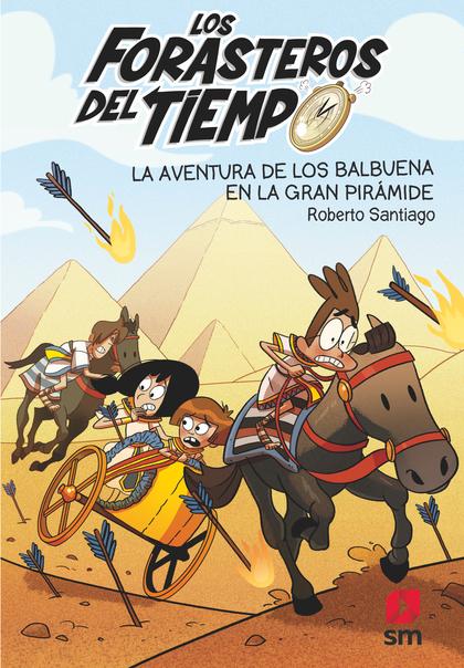 L.F.D.T.7 LOS FORASTEROS DEL TIEMPO 7.