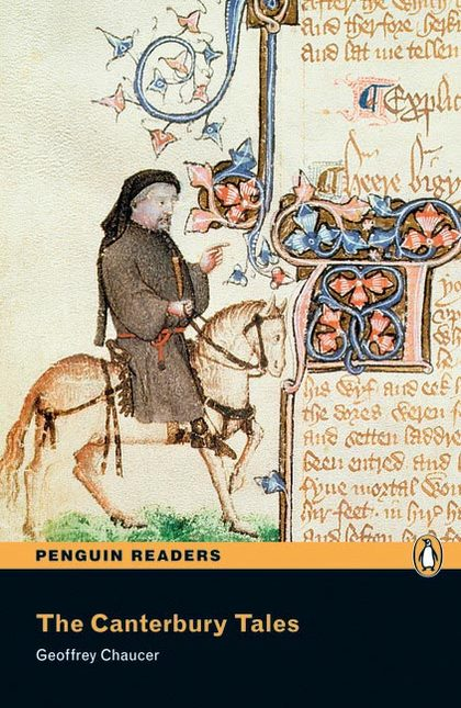 PENGUIN READERS 3: CANTERBURY TALES, THE BOOK & MP3 PACK
