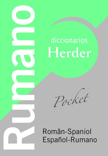 DICCIONARIO POCKET RUMANO ESPAÑOL-RUMANO, ROMÂN-SPANIOL