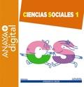 CIENCIAS SOCIALES 1. PRIMARIA.ANAYA + DIGITAL. 2015.