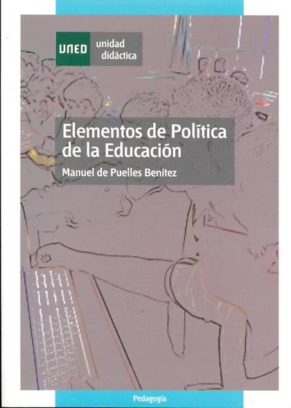 ELEMENTOS DE POLÍTICA DE LA EDUCACIÓN