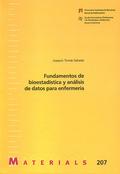 FONAMENTS DE BIOESTADÍSTICA I ANÀLISI DE DADES PER A INFERMERIA.