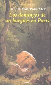 DOMINGOS DE UN BURGUES EN PARIS.