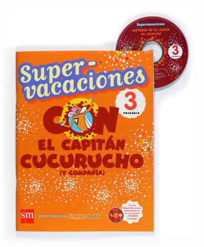 SUPERVACACIONES, 3 EDUCACIÓN PRIMARIA, 2 CICLO