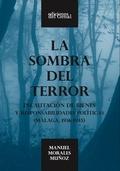 LA SOMBRA DEL TERROR.INCAUTACIÓN DE BIENES Y RESPONSABILIDADES POLÍTICAS (MÁLAGA,1936-1945)
