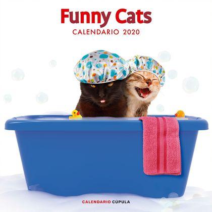 CALENDARIO FUNNY CATS 2020.