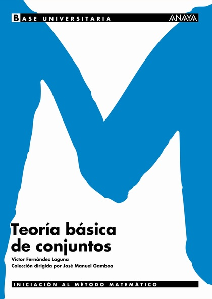 TEORÍA BASICA DE CONJUNTOS, BACHILLERATO