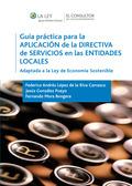 Guía práctica para la aplicación de la directiva de servicios en las entidades locales