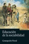 EDUCACIÓN DE LA SOCIABILIDAD