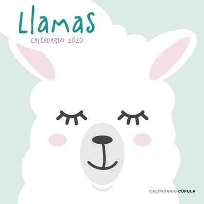 CALENDARIO LLAMAS 2020.