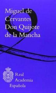 DON QUIJOTE DE LA MANCHA 2 TOMOS RAE