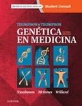THOMPSON & THOMPSON. GENÉTICA EN MEDICINA + STUDENTCONSULT (8ª ED.).