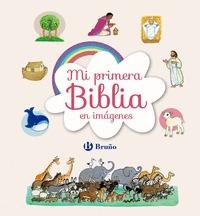 MI PRIMERA BIBLIA EN IMÁGENES.