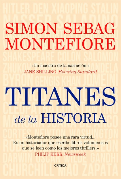 TITANES DE LA HISTORIA.