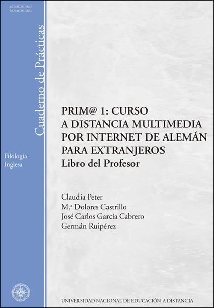 PRIM@ 1. LIBRO DEL PROFESOR. CUADERNO DE PRÁCTICAS