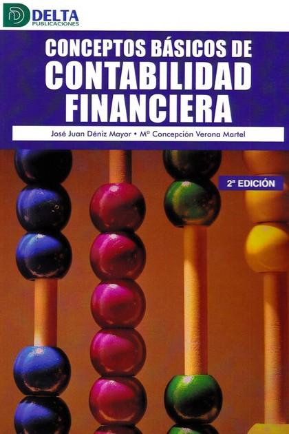 CONCEPTOS BASICOS DE CONTABILIDAD FINANCIERA 2´ED.