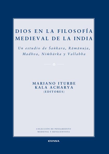 DIOS EN LA FILOSOFÍA MEDIEVAL DE LA INDIA