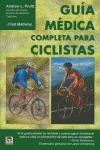GUIA MEDICA COMPLETA PARA CICLISTAS.