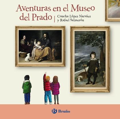 AVENTURAS EN EL MUSEO DEL PRADO.