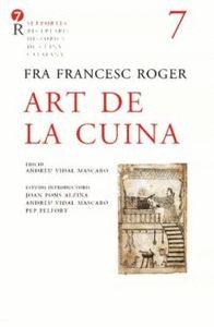 ART DE LA CUINA.