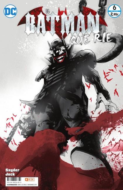 EL BATMAN QUE RÍE NÚM. 06 (DE 7)