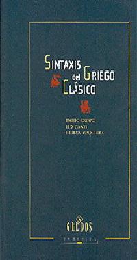 SINTAXIS DEL GRIEGO CLÁSICO