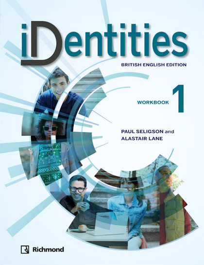 IDENTITIES 1 BRITISH ED WORKBOOK