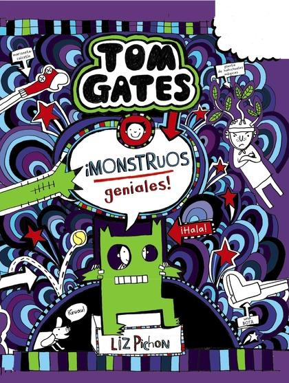 TOM GATES: ¡MONSTRUOS GENIALES!.