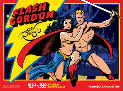 FLASH GORDON Nº  1.