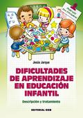 DIFICULTADES DE APRENDIZAJE EN EDUCACIÓN INFANTIL. DESCRIPCIÓN Y TRATAMIENTO