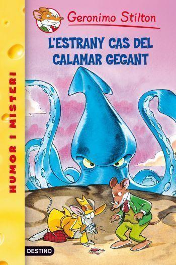 L´ESTRANY CAS DEL CALAMAR GEGANT