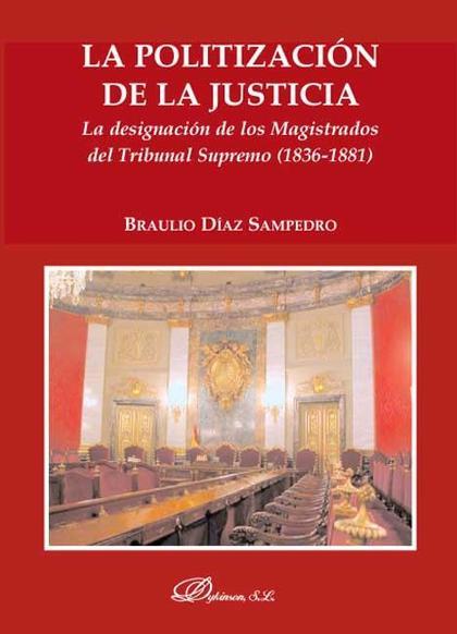 La politización de la justicia