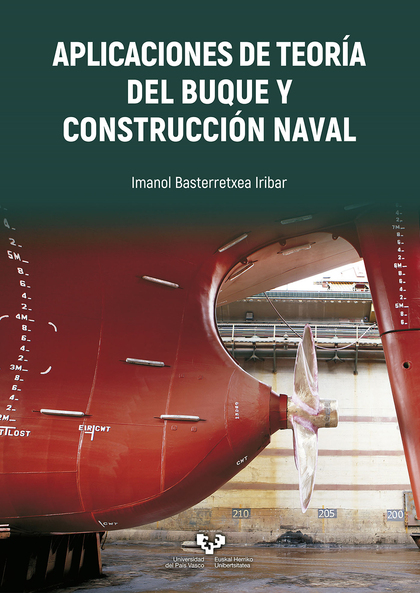 APLICACIONES DE TEORÍA DEL BUQUE Y CONSTRUCCIÓN NAVAL.