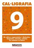 CAL·LIGRAFIA 9, 3 EDUCACIÓ PRIMÀRIA (BALEARES, CATALUÑA). QUADERN