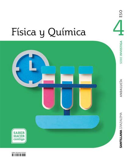 4ESO FISICA Y QUIMICA ANDAL SHC ED21
