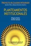 PLANTEAMIENTOS INSTITUCIONALES
