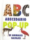 ABECEDARIO POP UP DE LOS ANIMALES SALVAJES