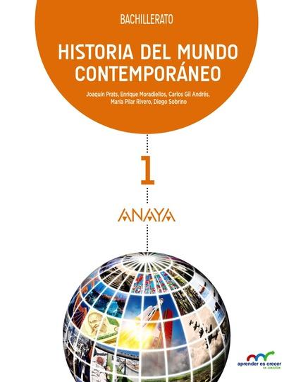HISTORIA MUNDO CONTEMPORANEO 1ºBACHILLERATO.