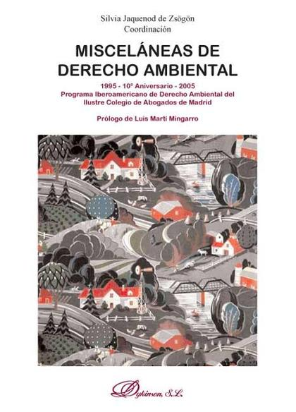 MISCELÁNEAS DE DERECHO AMBIENTAL