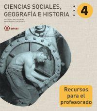 GEOGRAFÍA E HISTORIA, 4 ESO. LIBRO DEL PROFESOR
