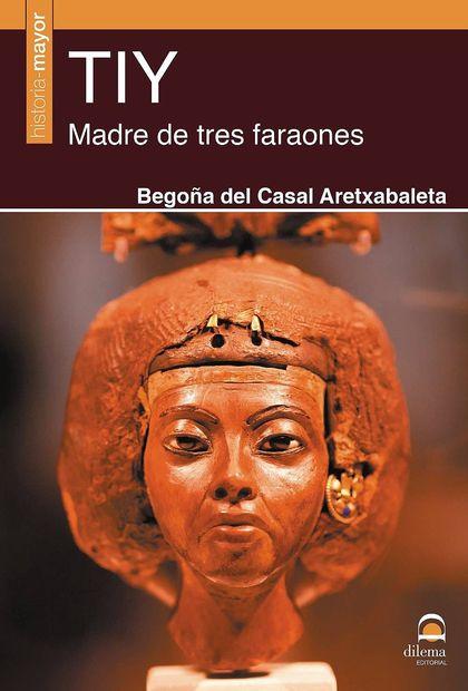 TIY. MADRE DE TRES FARAONES.