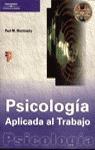 PSICOLOGIA APLICADA AL TRABAJO