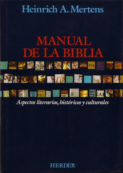 MANUAL DE LA BIBLIA