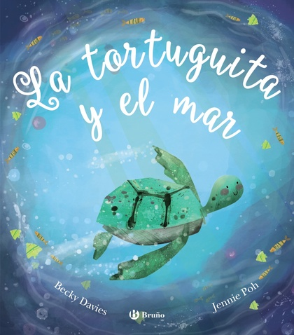 LA TORTUGUITA Y EL MAR.