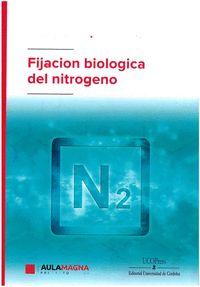 FIJACION BIOLOGICA DE NITROGENO