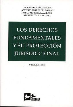 DERECHOS FUNDAMENTALES Y SU PROTECCIÓN JURISDICCIONAL 2018