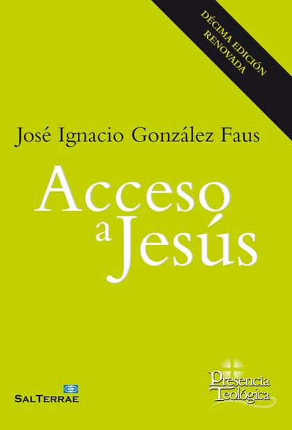 ACCESO A JESÚS.