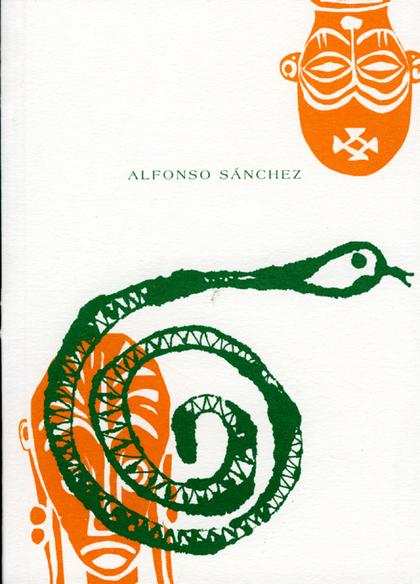 ALFONSO SÁNCHEZ, VERSOS
