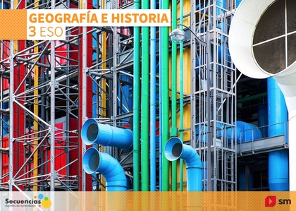 GEOGRAFÍA E HISTORIA. 3 ESO. EDUCAMOS (CANTABRIA).