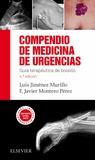 COMPENDIO DE MEDICINA DE URGENCIAS (4ª ED.). GUÍA TERAPÉUTICA DE BOLSILLO